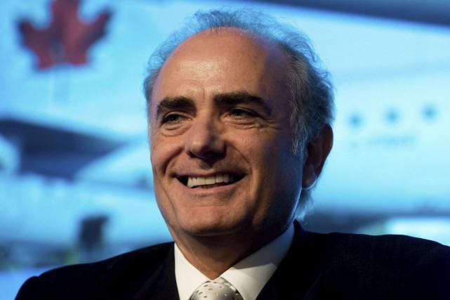 Calin Rovinescu a été reconnu comme le meilleur... (Archives PC)