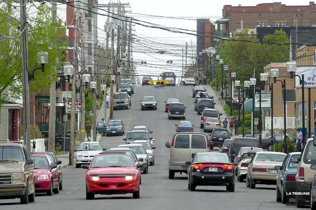 Pendant que plusieurs régions du Québec sont aux... (Archives, La Tribune)