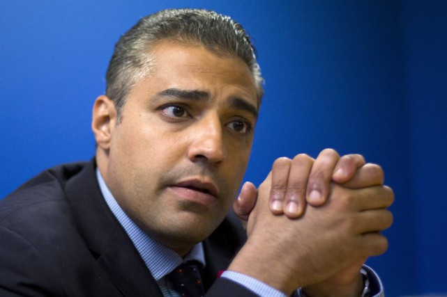 Mohamed Fahmy... (PHOTO ARCHIVES LA PRESSE CANADIENNE)