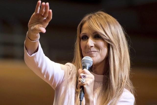La chanteuse Céline Dion se produira à Montréal... (La Presse Canadienne)