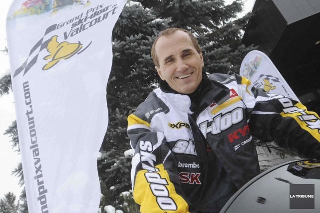 Jacques Villeneuve sera de retour au Grand Prix... (archives La Tribune)