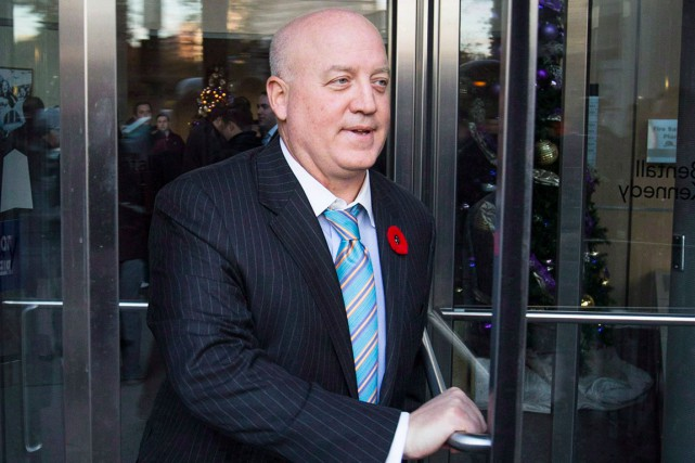 Le commissaire adjoint de la LNH, Bill Daly,... (La Presse Canadienne, Mark Blinch)