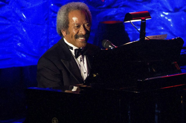 Allen Toussaint en 2011.... (PHOTO ARCHIVES AP)
