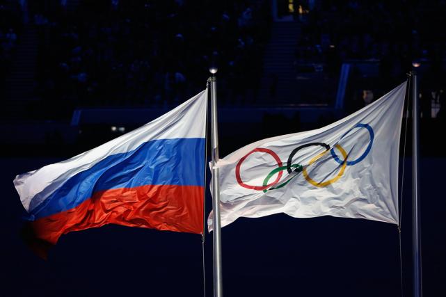Les athlètes russes pourraient être absentsdes prochains Jeux... (Photo Issei Kato, archives Reuters)