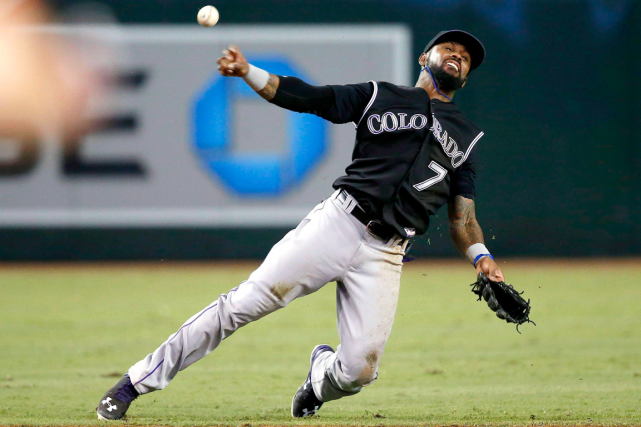 Jose Reyes... (Photo Ross D. Franklin, AP)