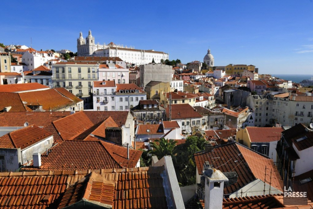 La ville de Lisbonne, au Portugal.... (Photo Digital/Thinkstock)