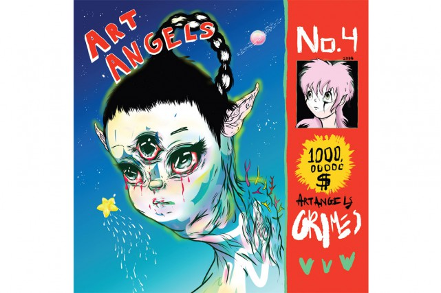 Le nouvel album de Grimes est résolument pop, comme on s'imagine la pop en...