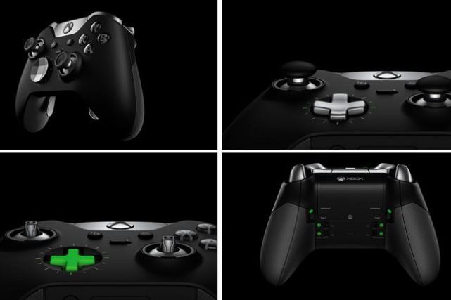 Il suffit de tenir la manette Xbox ONE...
