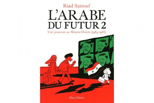 L'Arabe du futur, tome 2...
