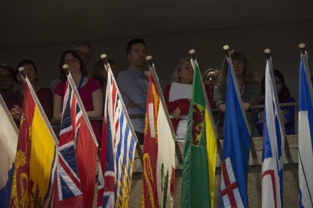 Des fonctionnaires du ministère des Affaires extérieures ont... (La Presse Canadienne, Sean Kilpatrick)