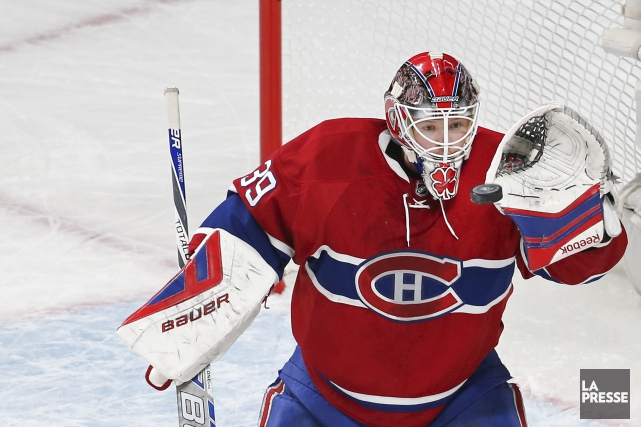 Mike Condon... (PHOTO ROBERT SKINNER, LA PRESSE)