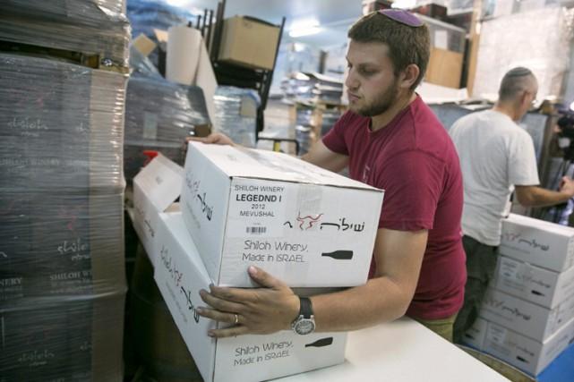 Les produits visés représentent «2% à 3%» des... (PHOTO REUTERS)