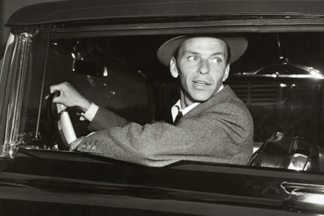 Frank Sinatra... (ARCHIVES AP)