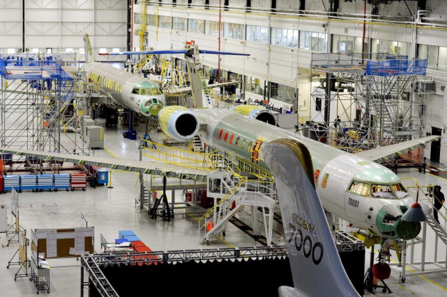 Le premier ministre Justin Trudeau affirme que si Bombardier a besoin d'un... (Archives, La Presse Canadienne)