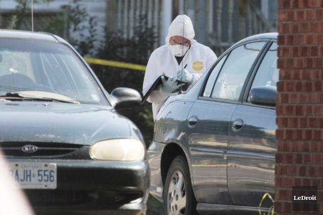 Jennifer Stewart a été tuée le 20 août... (Simon Séguin-Bertrand, archives LeDroit)