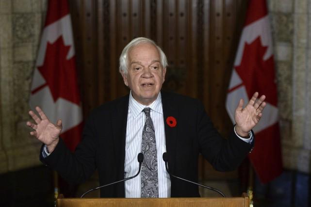 Le ministre de l'Immigration, des Réfugiés et de... (Sean Kilpatrick, La Presse Canadienne)
