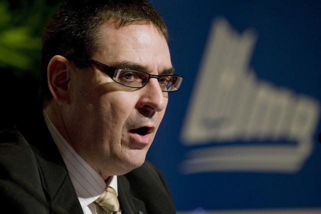 Gilles Courteau est sensible aux critiques dirigées vers... (La Presse Canadienne)