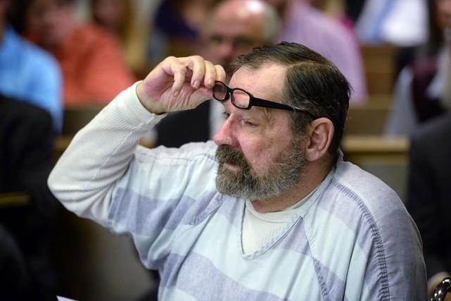 Frazier Glenn Crossa revendiqué ses meurtres devant le... (PHOTO REUTERS)