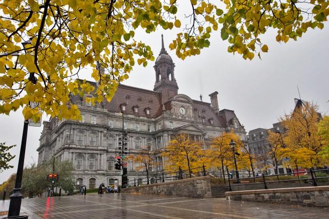 C'est le 25 novembre que les Montréalais découvriront... (Photo Patrick Sanfaçon, La Presse)