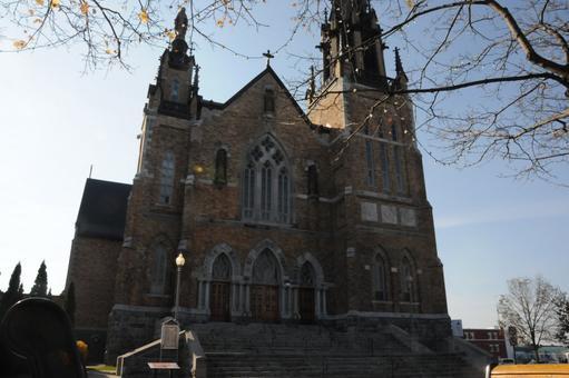 L'église Saint-Frédéric de Drummondville devient la dixième basilique...