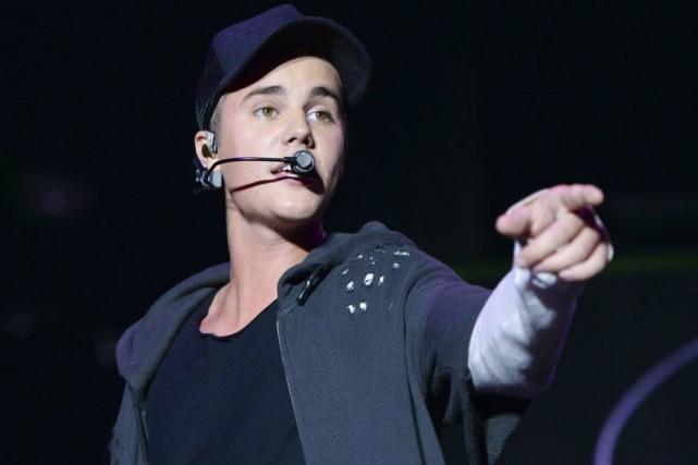 Justin Bieber... (PHOTO ARCHIVES AP)