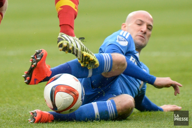 Laurent Ciman... (Photo archives La Presse)