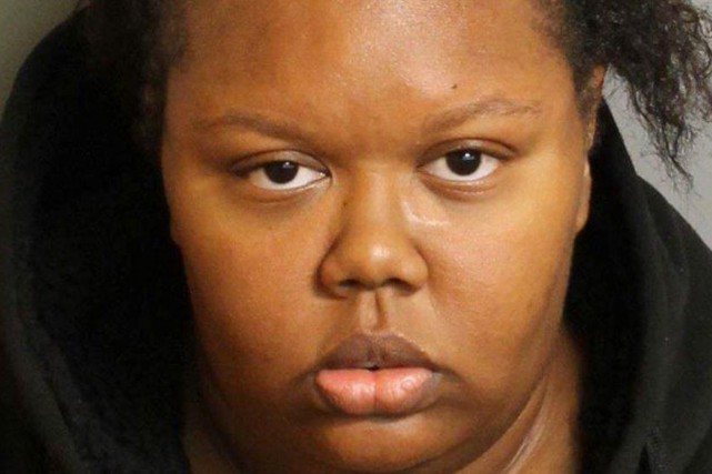 Katerra Lewis, 26 ans, la mère de la... (PHOTO AFP / Birmingham Police Department)