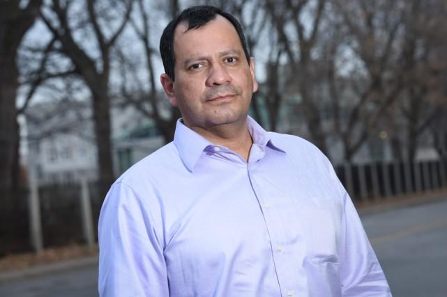 Le directeur général du SANA, Ivan Suaza.... (François Gervais)
