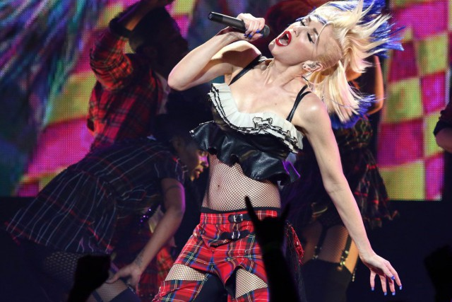 Gwen Stefani... (Archives Associated Press)