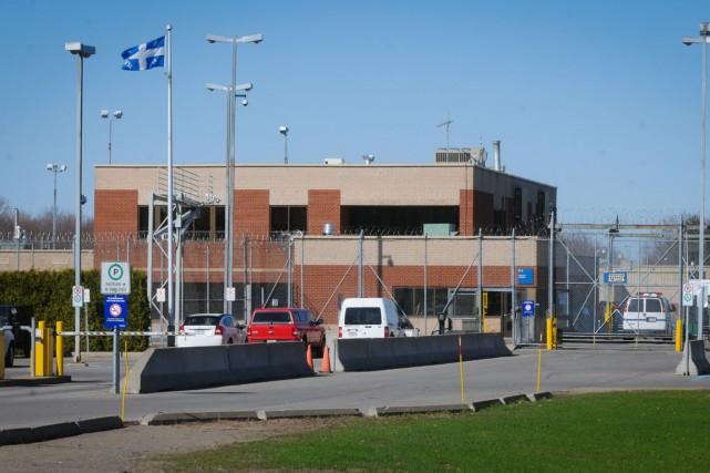 La prison de Trois-Rivières.... (François Gervais)