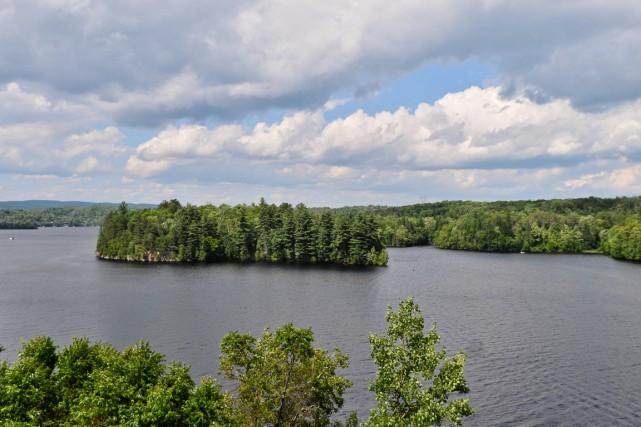 La rivière Saint-Maurice s'appelait Tapiskwan Sipi.... (Émilie O'Connor)