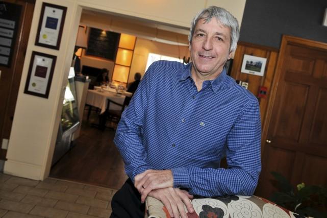 Le propriétaire du restaurant Castel des prés, Claude... (Émilie O'Connor)