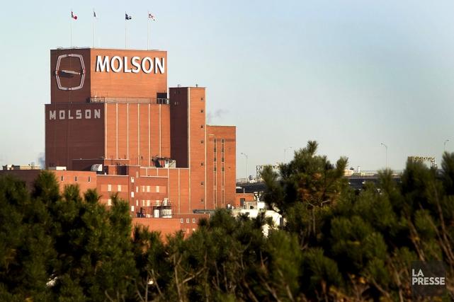 Molson Coors va presque doubler sa taille une fois qu'elle aura complété la... (La Presse)