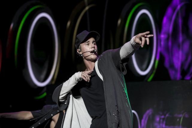 Justin Bieber marquera son retour sur scène avec... (Associated Press)