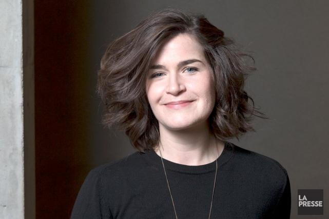 Anne Émond, réalisatrice du film Les êtres chers.... (PHOTO ROBERT SKINNER, ARCHIVES LA PRESSE)