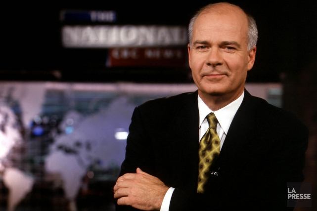 Peter Mansbridge... (Photo Archives CBC)