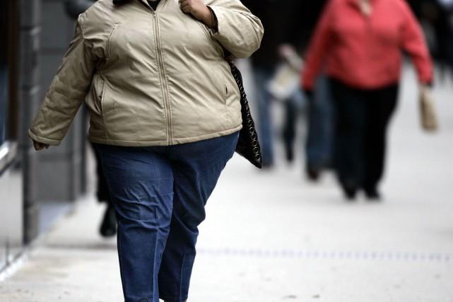«Les recommandations actuelles pour le traitement de l'obésité... (Archives La Presse Canadienne)