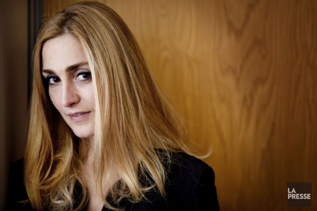 Julie Gayet... (PHOTO MARCO CAMPANOZZI, LA PRESSE)