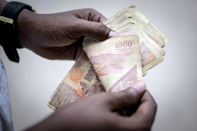 L'armée kényane est impliquée dans les contrebandes de... (PHOTO STUART PRICE, ARCHIVES AFP)