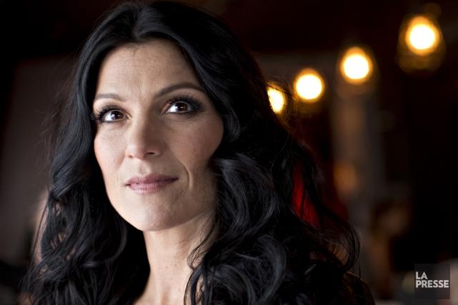 Rosa Laricchiuta présente son tout premier album qui... (La Presse)