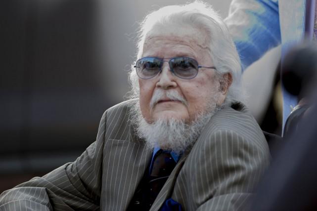 L'écrivain Fernando del Paso... (PHOTO AFP)