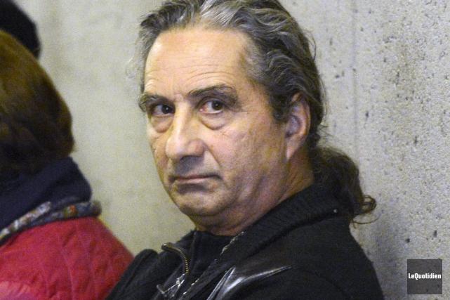 Jean-Guy Girard pourrait se retrouver au pénitencier dans... (Archives Le Quotidien, Jeannot Lévesque)