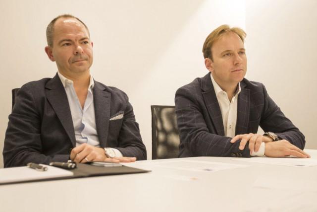 Éric Martineau-Fortin, associé directeur à New York de...