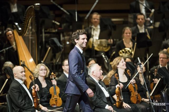 Mika le souligne sans détour: les trois concerts... (PHOTO ÉDOUARD PLANTE-FRÉCHETTE, ARCHIVES LA PRESSE)