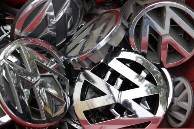 Volkswagen a avoué en septembre avoir équipé 11... (PHOTO MICHAEL SOHN, ARCHIVES AP)