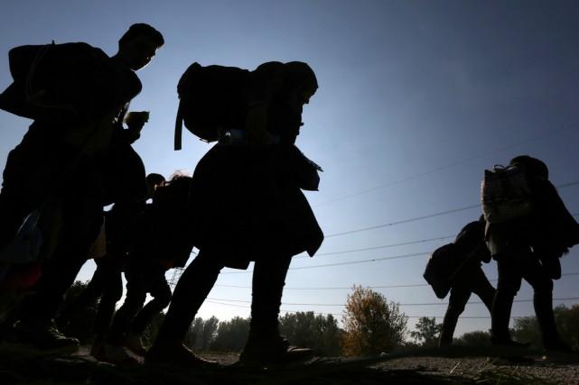 Membre de l'Union européenne, mais pas de l'espace... (PHOTO ARCHIVES AFP/STRINGER)