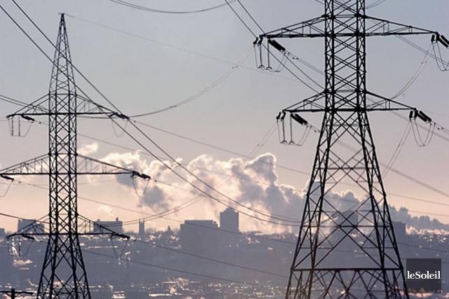 Gary Sutherland, porte-parole d'Hydro-Québec, a confié qu'il pourrait... (Photothèque Le Soleil)
