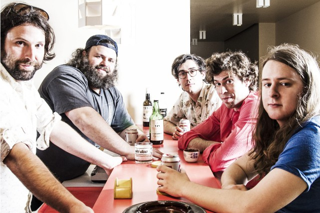 Les Hôtesses d'Hilaire viendront défendre leur nouvel album,... (Photo courtoisie)