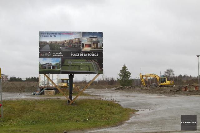 Gestion Santi pourra entreprendre la construction dans les... (Imacom, René Marquis)