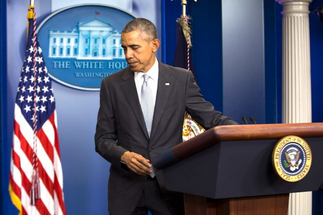 Ces attentats «ne sont pas seulement une attaque... (AP, Evan Vucci)